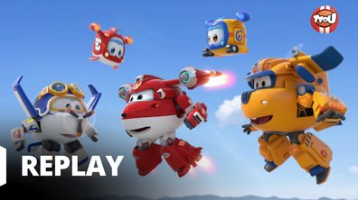 Super Wings - Un pilote de haut vol