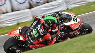 Superbike - Monza Race 2 : Laverty se fait justice lors de la 2nde manche
