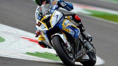 Superbike - Monza Race 1 : Melandri chipe la 1è manche à Laverty et Sykes