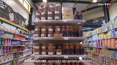 Supermarchés : le succès des rayons anti-gaspi