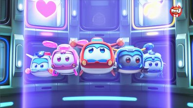 Super Wings Saison 5 | Les Super Minis