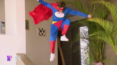 Seby Daddy a des supers pouvoirs dans l'épisode 37