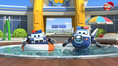 Super Wings - Superwings contre Superdrones