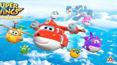 Super Wings Supercharge saison 4 inédite sur  TFOU