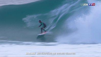 Surf : Nazaré au Portugal, la capitale mondiale des grosses vagues