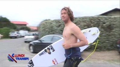 Lundi Transpi : du surf et des blonds