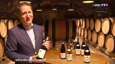 Surtaxes américaines : les vignerons français doivent-ils s'inquiéter ?
