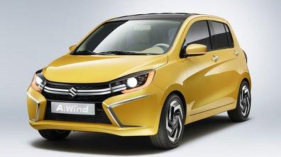 Suzuki A:Wind Concept 2013 : avant-goût de la future Alto