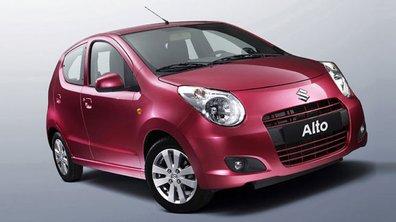 Suzuki Alto : Nouvelle génération