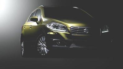 Salon de Genève 2013 : nouveau Suzuki crossover en images