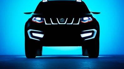 Salon de Francfort 2013 : le concept Suzuki iV-4 s'annonce