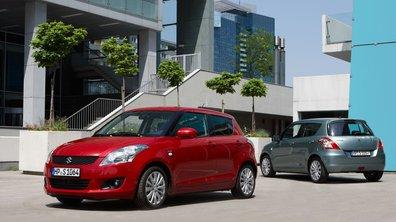 Nouvelle Suzuki Swift : plus d'informations sur la citadine japonaise