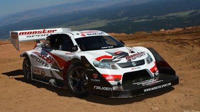 """Pikes Peak 2010 : La Suzuki SX4 de Nobuhiro """"Monster"""" Tajima"""