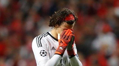 Ligue des Champions : le drôle de match du gardien du Benfica