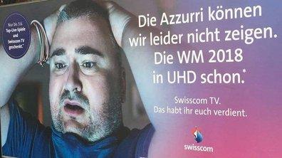 Insolite - Swisscom chambre l'Italie