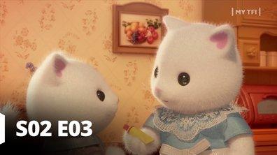 Sylvanians - S02 E03 - Bonjour la famille chat persan
