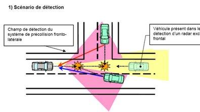 Toyota développe de nouveaux systèmes de pré-collision