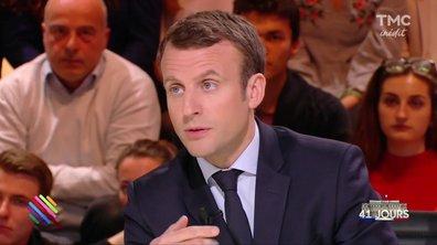 Le système c'est Macron ?