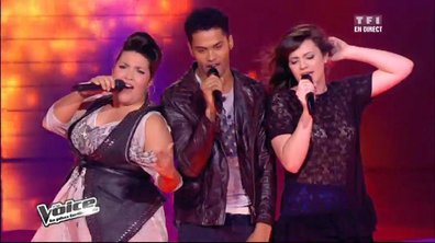 Amalya Delepierre & Thomas Mignot & Al.Hy - Proud Mary (Rolling on a River) (Tina Turner) (saison 01)
