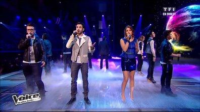 The Voice : les titres du 4ème prime en direct à télécharger sur iTunes