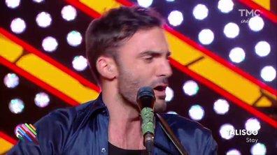 "Talisco - ""Stay"" en live dans Quotidien"