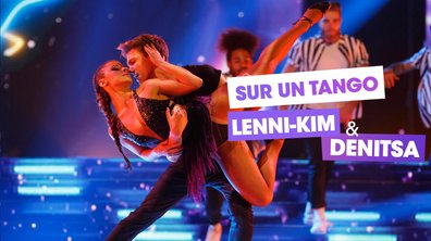 Sur un Tango, Lenni-Kim et Denitsa Ikonomova (What do you mean)