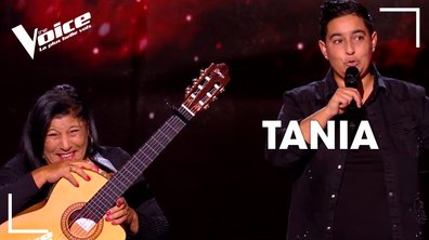 Tania -  Besame Mucho (Consuelo Velazquez) - accompagnée de Négrita