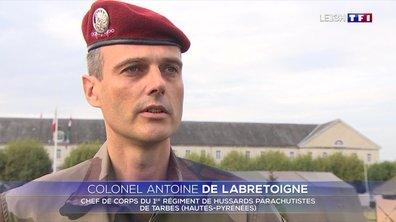 Tarbes rend hommage à ses militaires tués