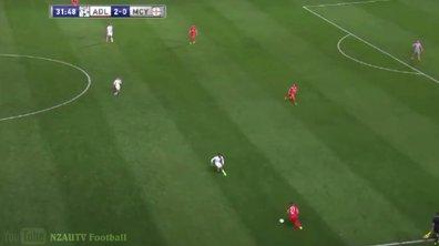 Vidéo but : La folle chevauchée de Tarek Elrich à la Lionel Messi