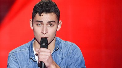 "The Voice 2021 – Tarik chante ""Chemin de traverse"" de Grand Corps Malade"