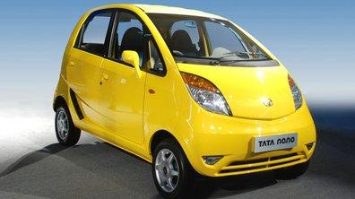 La voiture la moins chère du monde en concession : la Tata Nano