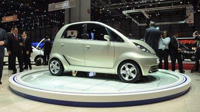 Genève 2009 : Tata Nano