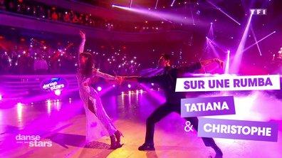 Sur une Rumba, Tatiana Silva et Christophe Licata (Whitney Houston)