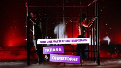 Sur un Contemporain/Valse, Tatiana Silva, Christophe Licata (Requiem pour un fou)