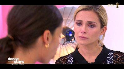 DALS - Avec Tatiana Silva, Clara Morgane est sous pression
