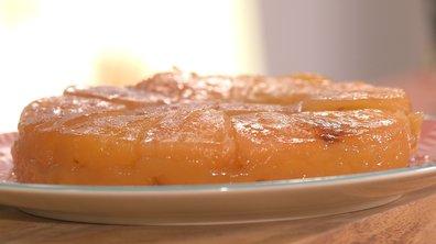 La véritable tarte Tatin