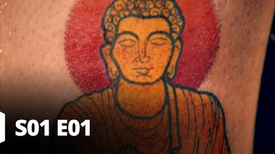 Tattoo Cover : On holiday - S01 Episode 01