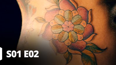 Tattoo Cover : On holiday - S01 Episode 02