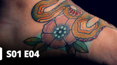 Tattoo Cover : On holiday - S01 Episode 04