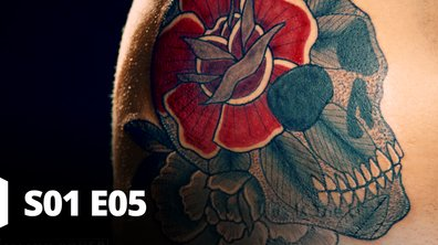 Tattoo Cover : On holiday - S01 Episode 05