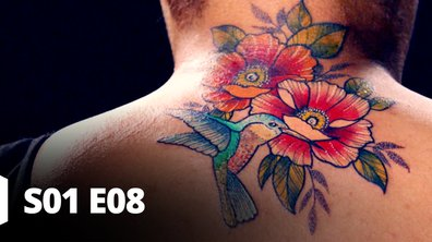 Tattoo Cover : On holiday - S01 Episode 08