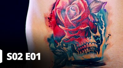 Tattoo Cover : On holiday - S02 Episode 01