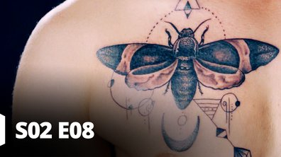 Tattoo Cover : On holiday - S02 Episode 08