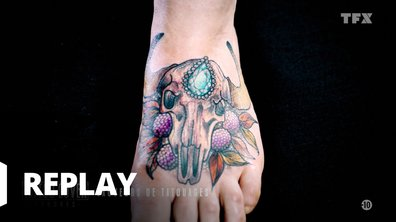 Tattoo Cover : Londres - S02 Episode 309