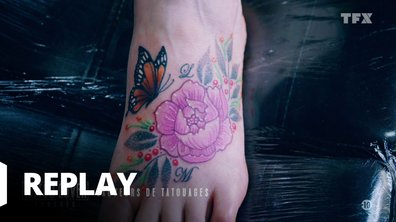 Tattoo Cover : Londres - S05 Episode 8