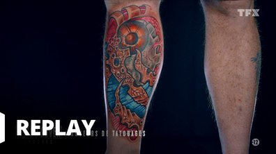 Tattoo Cover : Londres - S06 Episode 12