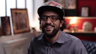 """Le """"COVER"""" selon Diego Moraes : """"Quand on recouvre un tatouage, il y a beaucoup d'émotions"""""""