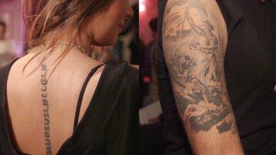 Manue et Antonin, un couple amoureux du tatouage