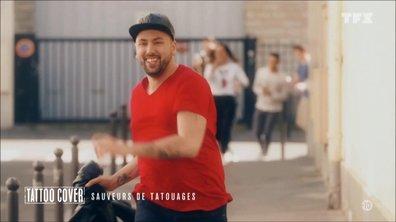 Sébastien, poursuivi dans la rue à cause de son tatouage Pikachu