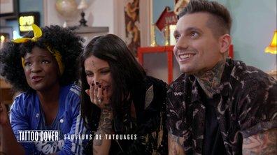 Tattoo Cover est de retour sur TFX avec une nouvelle recrue : Dodie